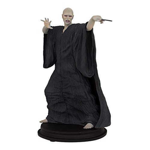 Icon Heroes 8-06810-25130-0 Harry Potter Voldemort Collectible Statue, Black image