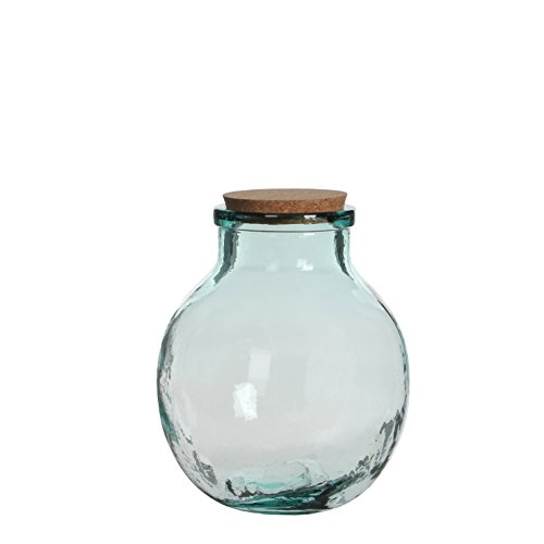 MICA Decorations Olly Vase, Glas,...
