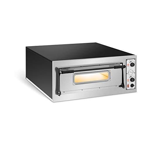Royal Catering Forno Elettrico Professionale Per Pizza Forno Per Pizzeria RC-POB6 (1...