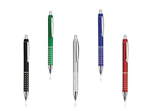Lote de 20 Bolígrafos Glam'Carga Jumbo' - Detalles Originales Invitados de Bodas, Regalos Comuniones y Recuerdos para Cumpleaños Infantiles