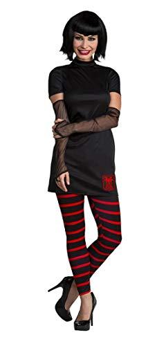 Hotel Transylvania Mavis Classic Women's Costume with Wig Small 6-8 Black