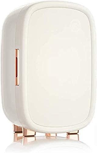 YYhkeby Refrigerador cosmético Profesional Mini Belleza Frigorífico Maquillaje Pista Sin Cuidado con el Cuidado con el Medio Ambiente Regalo para Mujer (12L), Rosa Jialele (Color : White)