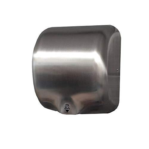 Allpax Händetrockner CITOMAT HT 25, Edelstahl - Trockene Hände in 10-12 Sekunden - Infrarotsensor - kontaktloses und hygienisches Trocknen