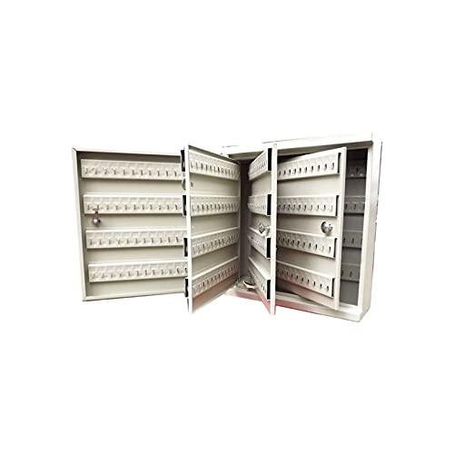 QSJY Caja de Bloqueo para Llave de la casa (400 bits, Calidad de Metal, sin Etiqueta de Llave, Clavija de Pared Compatible con Llave de 5-8cm)