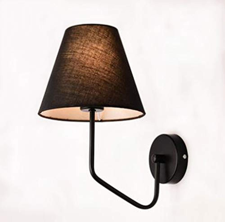 CFHJN Home Moderne kreative Schlafzimmer nachttischlampe Korridor Gang Treppenhaus TV Wandleuchte Wandleuchte