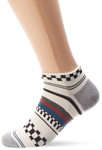 Men's Socks / Go Into Space Off-White (Sukeno Plus One)(41-46)