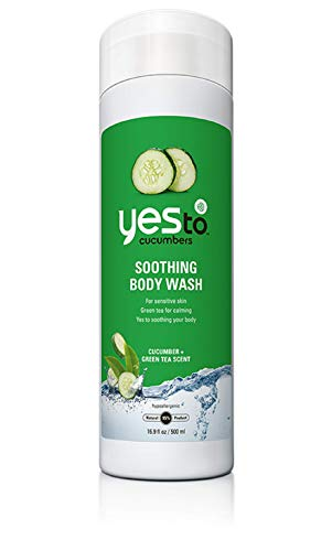 Yes to Cucumbers Soothing Body Wash