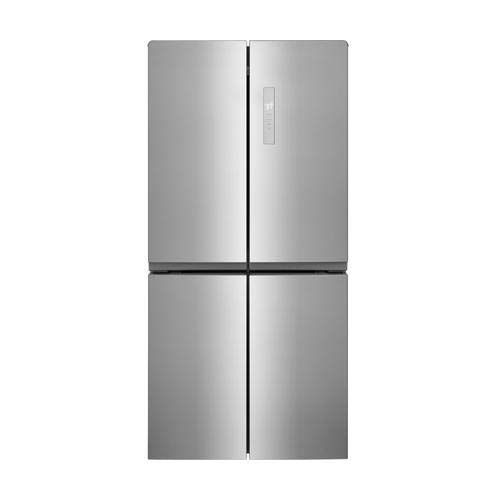 FFBN1721TV 33' 4 Door French Door Refrigerator with 17.4 cu. ft. Total Capacity Adjustable Glass Shelves Store-More Bins LED Interior Lighting in Stainless Steel