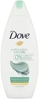 Dove Purifying Detox Green Clay Body Wash 250 ml