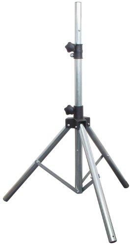 Preisvergleich Produktbild Transmedia FSATRL Sat-Halterung (3-Bein,  faltbar,  max. Höhe 1050mm,  Faltmaß 800x140x140mm) Stahl verzinkt