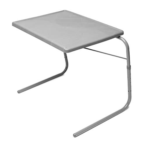 Table Mate XL TV Tray Extra Large Folding Table Adjustable...