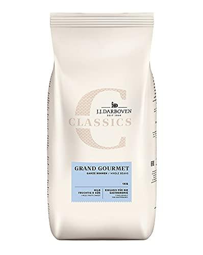 J.J. Darboven Grand Gourmet Kaffee 1000 g gemahlen