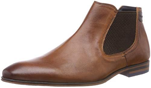 bugatti Herren 311101204100 Klassische Stiefel Kurzschaft Stiefel , Braun , 45 EU