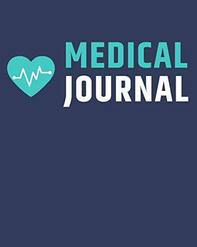 Medical Journal: Doctor's Visit, Symptoms Tracker, Treatment and Health Record Organizer (Patients and Family)