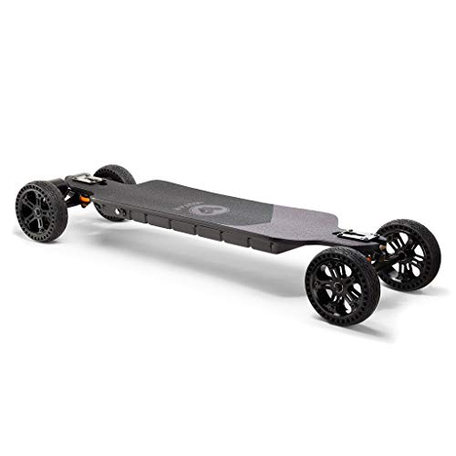 Vestar Black Hawk | 2in1 | All Terrain Electric Skateboard | Dual Motor