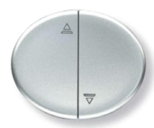 Niessen tacto - Tecla interruptor pulsador persianas tacto cava