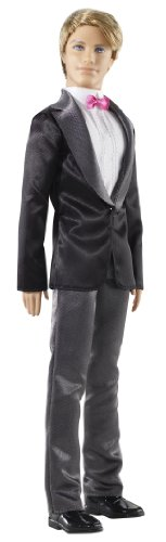 Mattel T7366 - Barbie Bräutigam Ken, Puppe