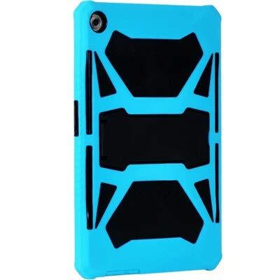 JiuRui-504 kuaijiexiaopu Custodie for Huawei Mediapad M5 10.8, Full Body Proteggere Funda Copertura for Huawei Mediapad M5 PRO CMR-AL09 CMR-W09 CMR-W19 + Gift (Colore : Blue Black)
