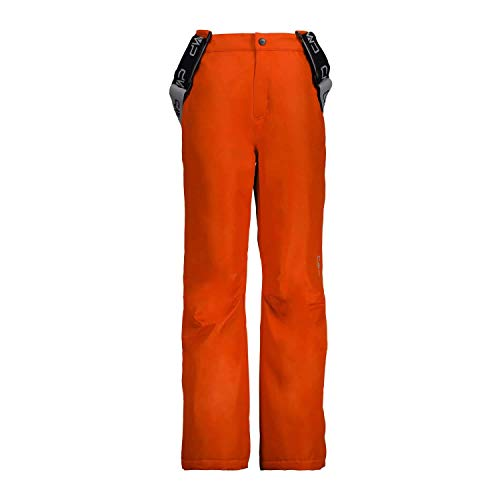 CMP Kinder Hose Ski Skihose, Orange, 176