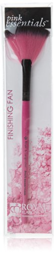 Royal & Langnickel - Pennello a ventaglio Pink Essentials Synthetic, colore: rosa