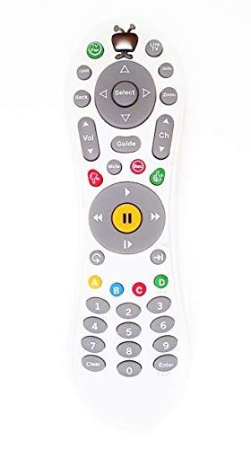 TiVo Bolt Remote Control, White (COO286)