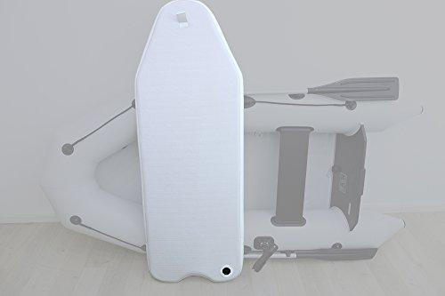 Hogedruk luchtdekvloer M voor rubberboot, opblaasbaar Bengar Lotus (L-280)