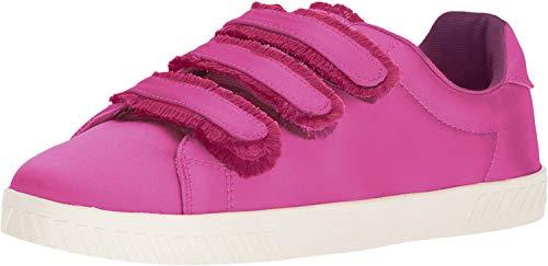 TRETORN Women's CARRYFRG7 Sneaker, Dark Pink, 6.5