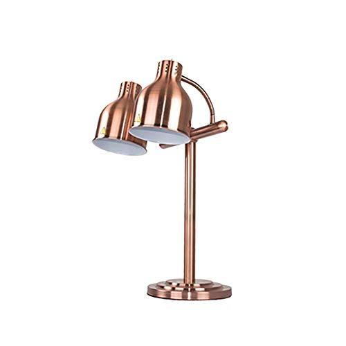 PEDFI Verstelbare kostwarmers lamp roestvrij staal resturant keuken buffet verwarmer