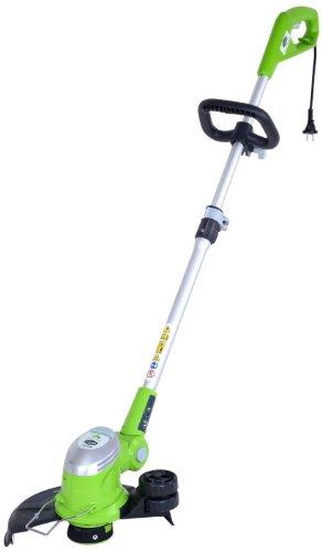 Greenworks Tools 21277 Elektrischer Rasentrimmer und Kantenschneider 500W