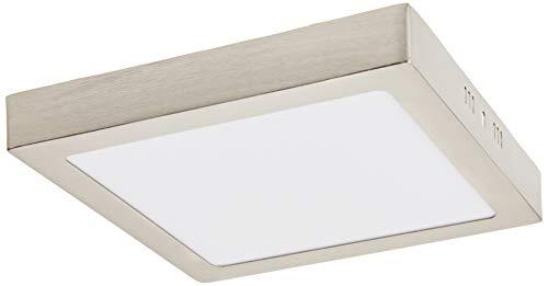 Led Spot encastrable carré 220Vblanc18Wblanc froid 6000Kpour salle de bain et salon [Classe énergétique A++]