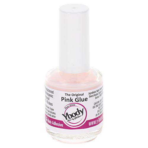 Ybody Pink Glue - Colle pour le corps