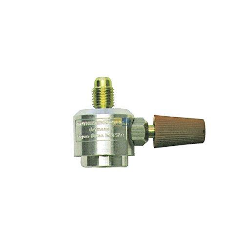Anschlussventil Feingewinde Kältemittel R600A