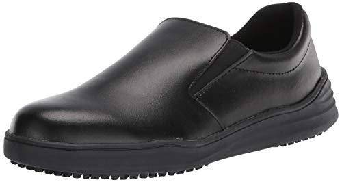 Spring Step Women's WAEVO Uniform Dress Shoe, Black, 10 Medium US