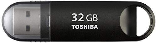 Toshiba TransMemory-MX U361 32GB USB stick USB 3.0 schwarz