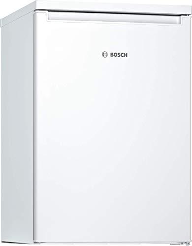 Bosch KTR15NWFA Serie 2 Tischkühlschrank / F / 85 cm / 114 kWh/Jahr / Weiß / 136 L / LED Beleuchtung