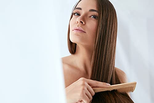 Damila Sulfate & Salt Free Shampoo & Conditioner Value Set, Post Keratin Hair Treatment, Professional Keratin Hair Care Treatment for All Hair Types- Natural & Nourishing Hair State, 16.9oz