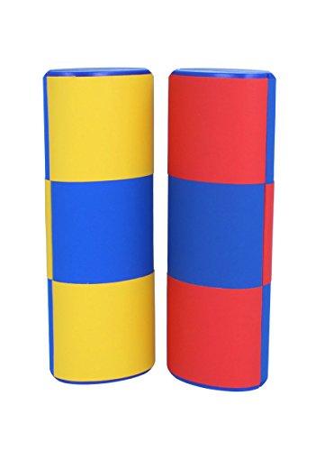 Unbekannt Zauberetui/Logic/Change Medium lang blau - rot/gelb