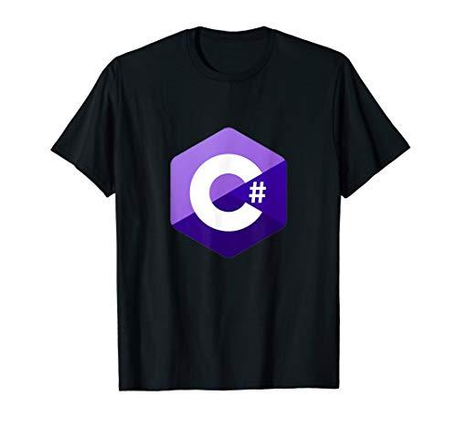 C# (C Sharp) Programmierer T-Shirt