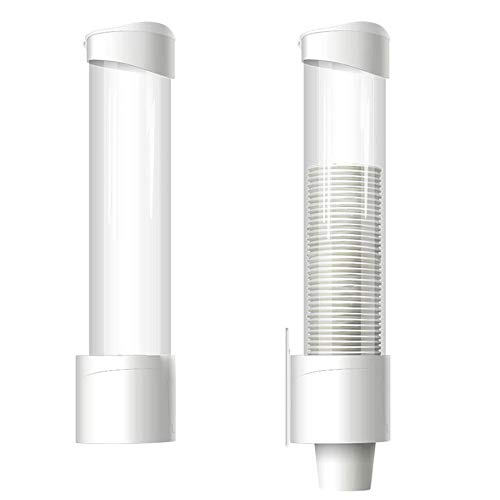 cup dispenser wall mount - 6
