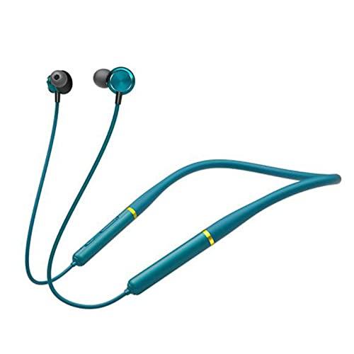 ワイヤレスヘッドセットランニングイヤホンIPX4防水スポーツワイヤレスステレオネックマウントワイヤレスヘッドセット
