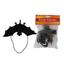 Funny Fashion Mini-Fledermäuse ca. 10cm, 6 Stück
