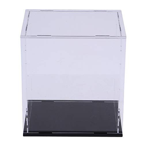 Acryl Vitrine Einzelvitrine Acrylbox Acrylvitrine Box Würfelbox - 18x14x20cm