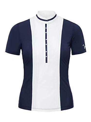 Isabell Werth Turnier Shirt Wiesbaden Kurzarm Größen S