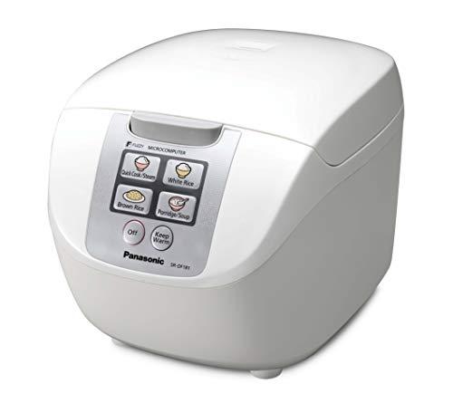 Panasonic Elektrischer Dampfgarer 1.8 l weiß