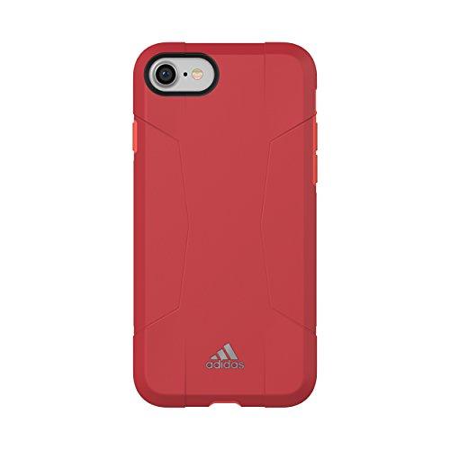 Adidas Sports Solo - Custodia protettiva per iPhone 6/6S/7/8, colore: Rosso