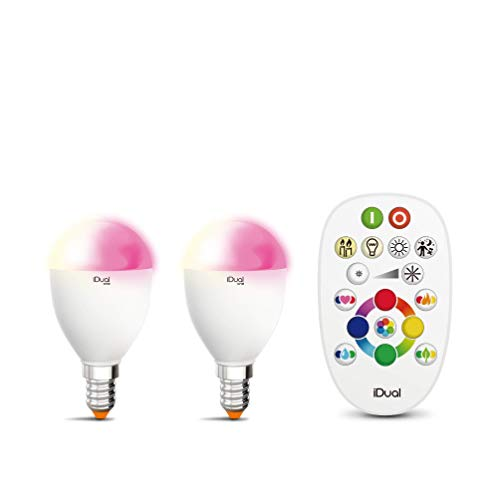 jedi lighting Idual One E14 Trop 2st. Inkl. Fb