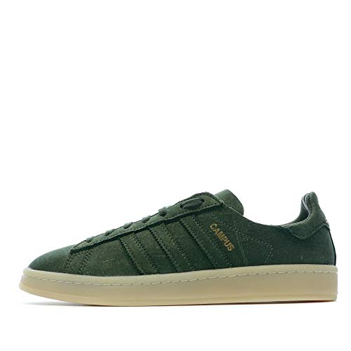 adidas - Campus Crafted - BW1249 - Colore: Verde - Taglia: 42 EU
