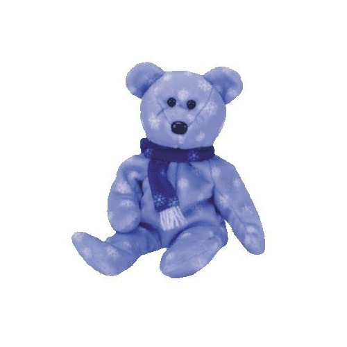 f6ae7a1cb46 Amazon.com  TY BEANIE BABY 1999 Holiday Bear BEANIES Babies  Toys   Games