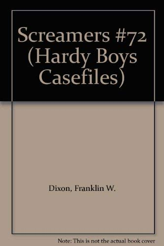 Download Screamers #72 (Hardy Boys Casefiles) 0785706933