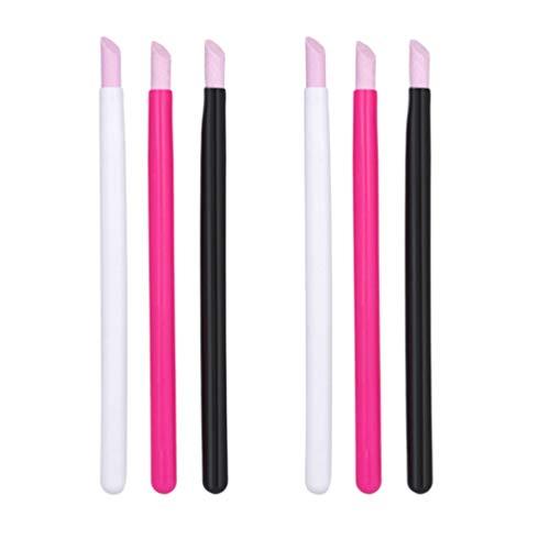Beaupretty 6Pcs Nail Drill Professionnel Kit de Fichier de Manucure Gel Polonais Vernis à Ongles Stylo Portable Nail Polisher pour Salon Usage Domestique